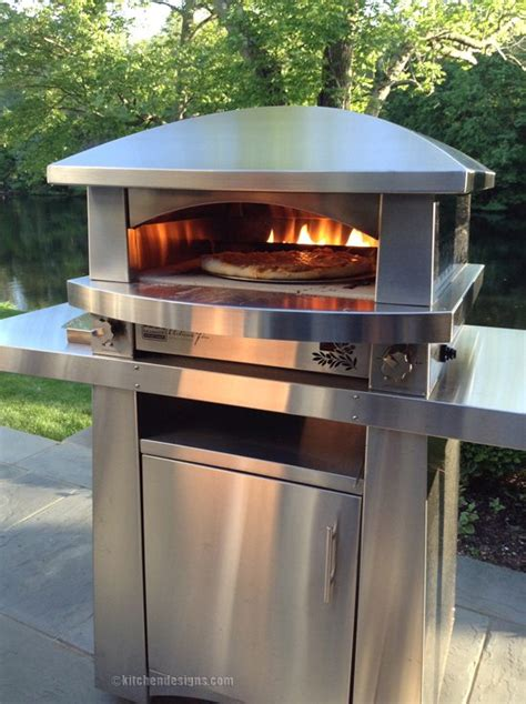 outdoor kitchen designs with pizza oven outdoor kitchens