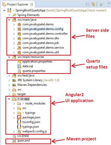 tutorial java quartz quartz scheduler tutorial in java with exle javabypatel