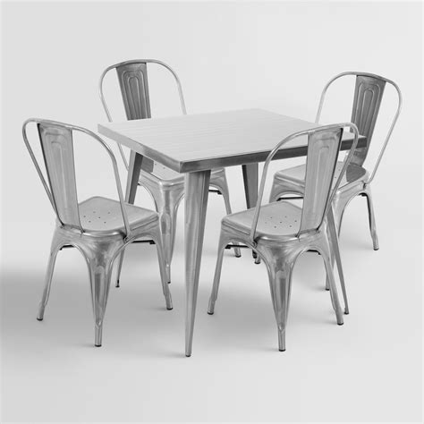 world market tables and chairs talise cafe table and chairs collection world market