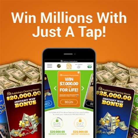 Pch Search And Win App - millions on tap with the pch app pch blog