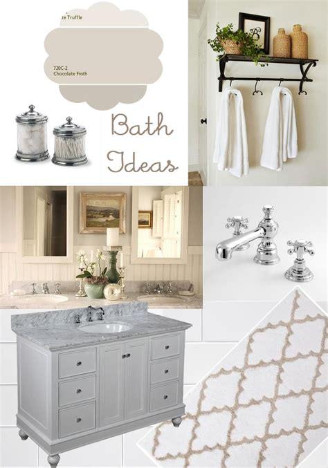 bathroom board bathroom mood board bathrooms pinterest