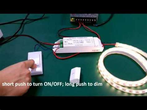 Senter Push On Dimmer 3 In 1 bc 331 10a 0 1 10v led dimmer push dimmer