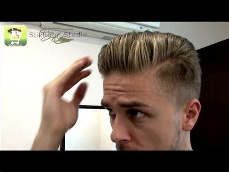 slikhaar hairstyles shopping in london city men hair tutorial slikhaar tv