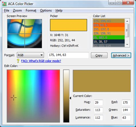 color picker web pages coloring pages for free