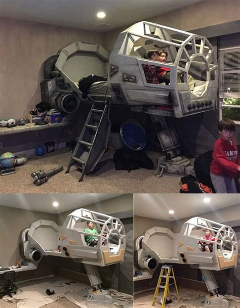 star wars bedroom decorations 20 awesome star wars room for little boys home design