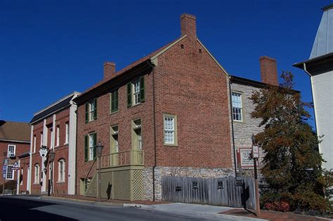 stonewall jackson house stonewall jackson house lexington virginia by j