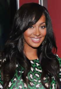 side swept hairstyles for black black wavy hairstyle with side swept bangs hairstyles weekly