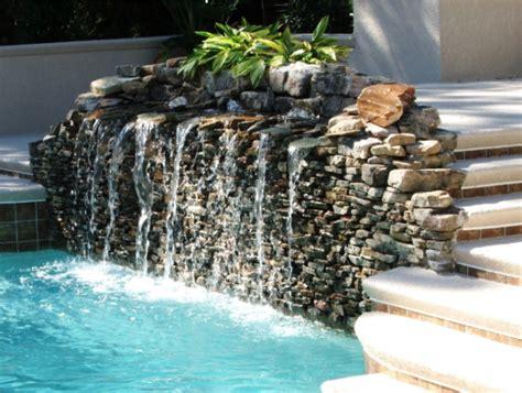 pool fountain ideas 20 wonderful garden fountains
