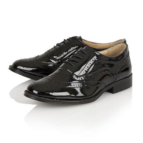 flat brogue shoes lace up brogue shoes womens flat oxford smart work