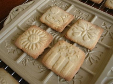 Cookie Mould by Sugar Cookies For Ceramic Cookie Molds Recipe Genius Kitchen