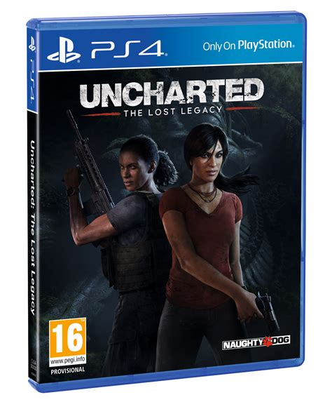 Kaset Ps4 Uncharted The Lost Legacy uncharted the lost legacy releases 23rd august new footage revealed playstation europe