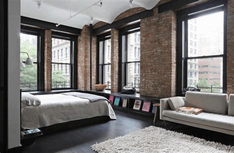 noho factory converted  industrial loft style home