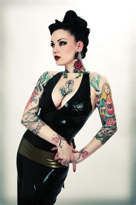 nina kate reader profile big tattoo planet