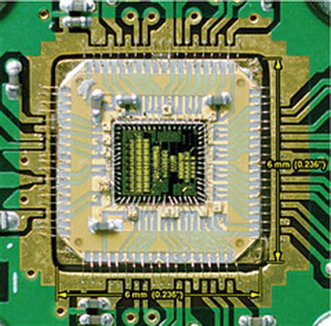 define integrated circuit package integrated circuit what is a quot die quot package electrical engineering stack exchange
