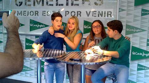 firma de discos cordoba gemeliers 2015 gemeliers firmas discos gerona youtube