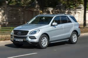 Mercedes Ml 4matic Test Drive Mercedes Ml 250 Bluetec 4matic