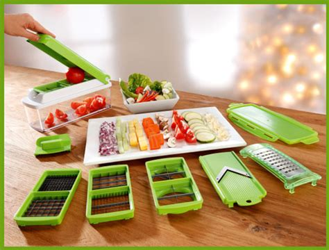 Jaco Multi Set nicer dicer genius profesional multi kitchen set alat