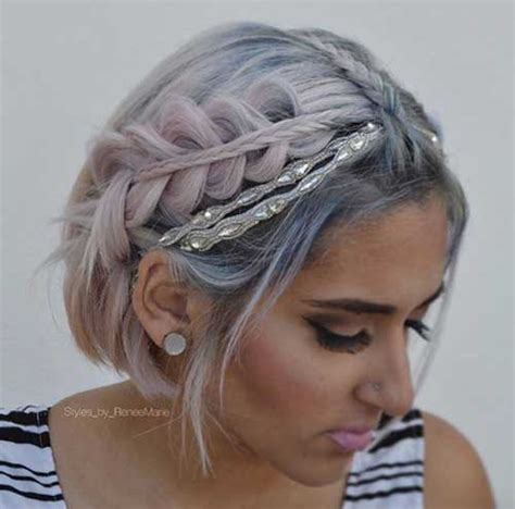short hairstyles for a party fabulous party hairstyles ideas for short hair hairiz