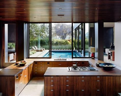 Celing Window 23 Gorgeous G Shaped Kitchen Designs Images