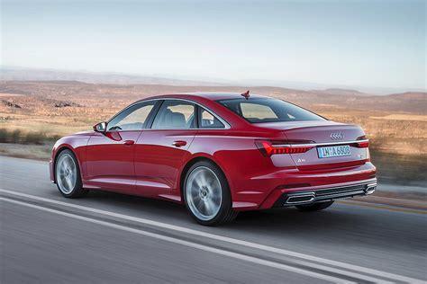 Neue Audi A6 by Audi A6 C8 2018 Test Und Alle Infos Bilder Autobild De
