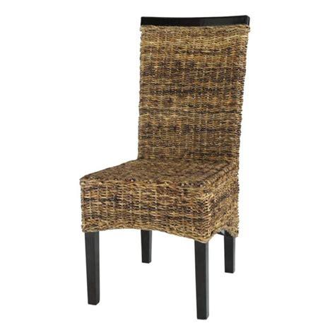 Hängematten Stuhl by Stuhl Aus Manilahanf Und Massivem Mahagoni Bengali