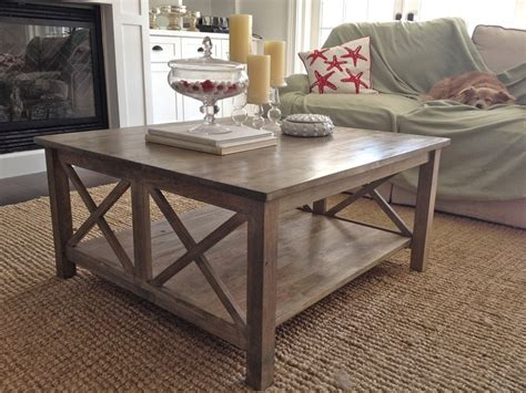 Coastal Style Coffee Tables House Style Coffee Table