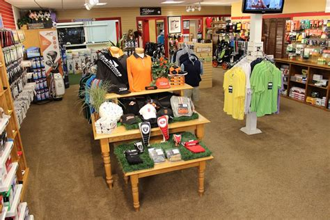 Shirt Shop Golf Shop Maloney