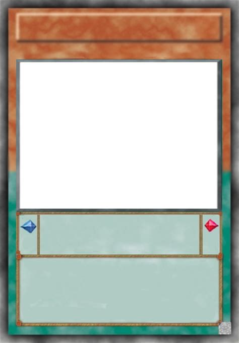 blank yugioh card template png prudence s custom sleeves themes backgrounds and card