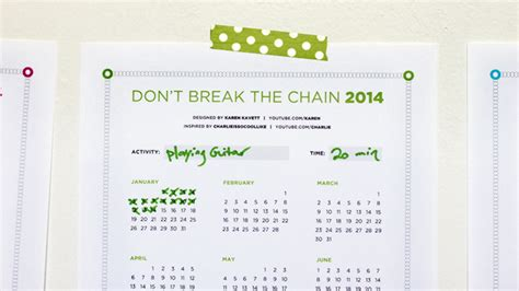 Don T The Chain Calendar Search Results For Dont The Chain Calendar 2014
