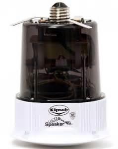 Wireless Ceiling Light Speakers Klipsch Light Speaker Screws Into Existing In Ceiling Lights