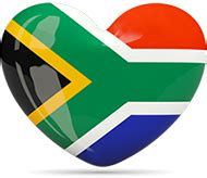 animated south africa flag gifs clipart