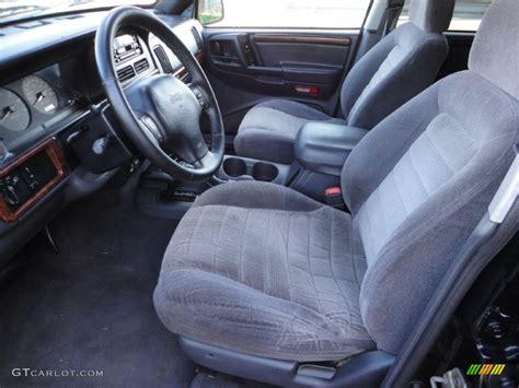 Jeep Grand Laredo Interior by 1997 Jeep Grand Laredo 4x4 Interior Photo