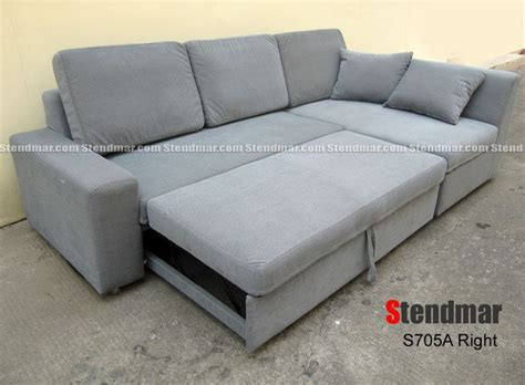 new modern futon sleeper bed sectional sofa set s705a