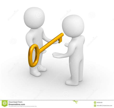Ordinary Home Christmas #5: Ownership-clipart-ownership-d-man-giving-golden-key-to-another-person-36280408.jpg
