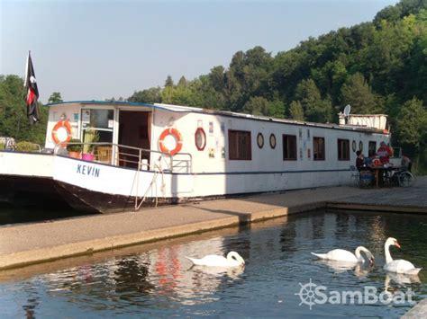 sam boat noleggio houseboat naviratous peniche solaire peniche