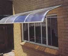 Bullnose Awning by Bullnosed Window Awnings By Carbolite