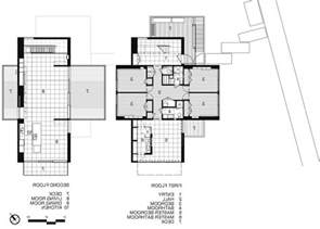 modern beach house floor plans gallery for gt modern beach house floor plans