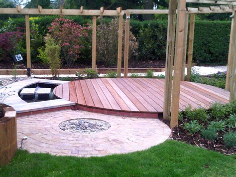 Decking Garden Ideas Garden Decking Ideas Studio Design Gallery Best Design