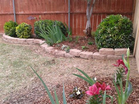 corner flower bed ginnie s gems productive weekend working in some of the