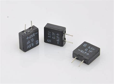 capacitor 1f 5 5v box capacitor 5 5v 0 1f from shenzhen omoxi electronic co ltd china