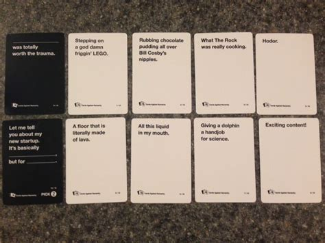 %name cards against humanity online   Cards Against Humanity: The Party Game for Horrible People ? Techli