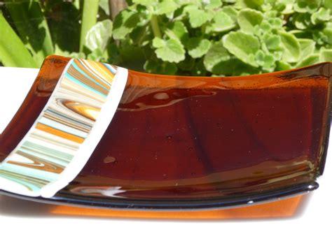 regalar muebles usados 1pza plato decorativo dulcero botanero en vidrio regalar