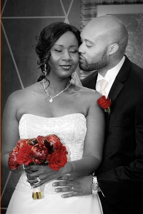 African American Wedding Photographer DMV   Memories of