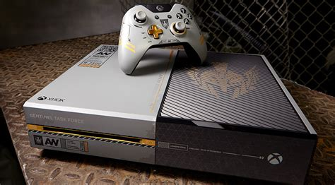 call of duty advanced warfare console xbox one that snazzy limited edition call of duty advanced warfare