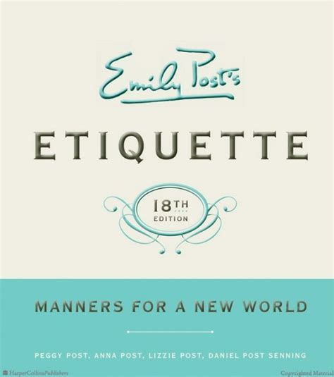 Wedding Gift Edicate by Emily Post S Etiquette The Emily Post Institute Inc
