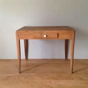 bureau table table bureau vintage bois ann 233 es 50