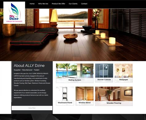 interior designer website interior designer web design company udaipur rajasthan india