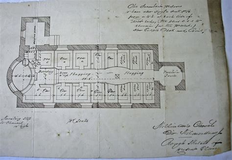 file architectural measured drawings showing the floor tracking parochial families in killinane and kilconickny