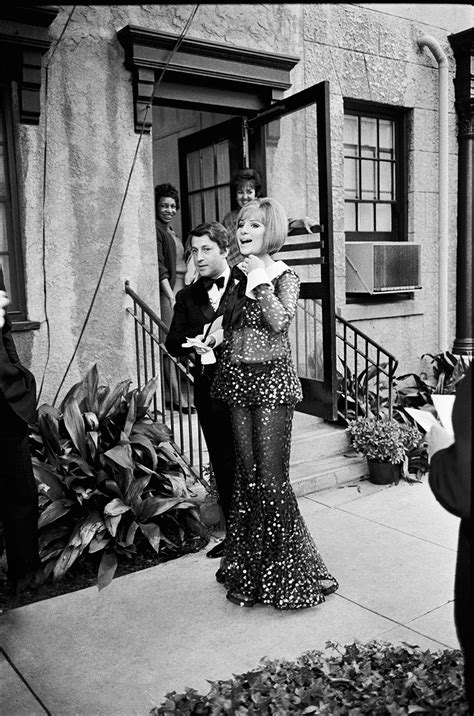 Barbra Streisand Didn't Realize Her First Oscars Outfit