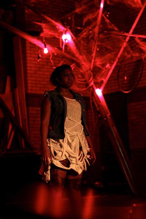 tattoo girl naomi iizuka summary chicago theater review polaroid stories first floor theater
